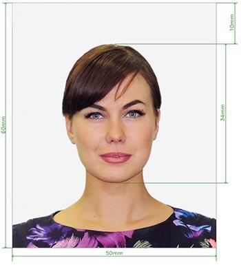 Фото на паспорт Турции